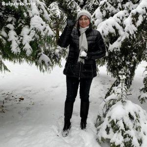 Корнелия Нинова празнува рождения си ден в планината