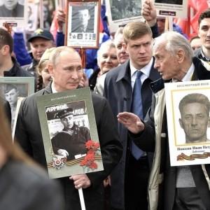 Словото на Путин на празничния прием в Кремъл, което ужаси Русия