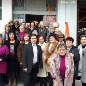 Жените-социалистки от БСП – Бургас отбелязаха началото на новата политическа година