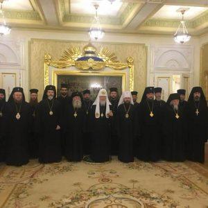 Интервю с Митрополит Антоний от Москва, Русия за горещата тема БПРЦ и Македонската църква!