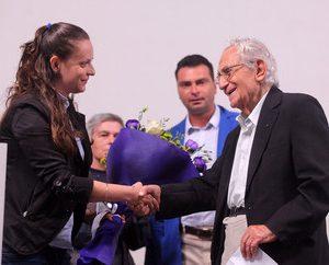 Анжел Вагенщайн носителят на наградата
