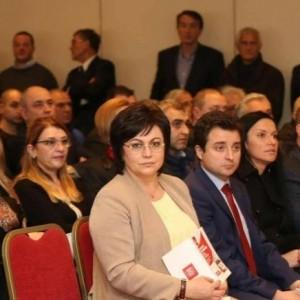 Корнелия Нинова към българския бизнес: Работете спокойно, ще има равни условия за всички, без рекет и лобизъм