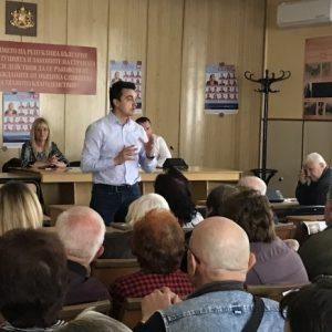 Момчил Неков за електронното правителство: ГЕРБ хвърлят само празни обещания