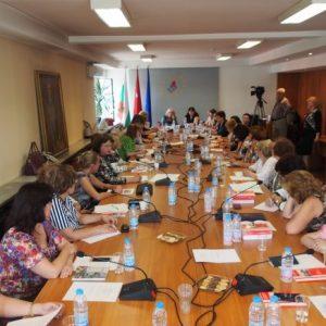 Обединението на жените-социалистки с инициативи към обществото