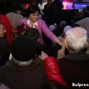 Корнелия Нинова към пенсионерите: Ще продължим да се борим, докато не получите справедливост