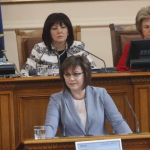 Корнелия Нинова: Дори и в криза има управляващи и опозиция