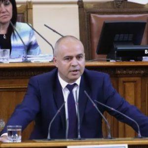 Георги Свиленски: Оставката на Валери Симеонов е твърде закъсняла, с цел спасяване на властта