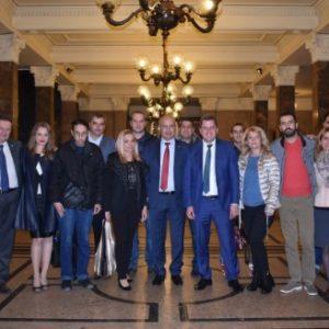 Георги Свиленски в Перник: Мандатът на правителството е към края си. ГЕРБ си отиват