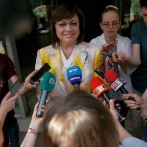 Корнелия Нинова: Не са приемани предложения за промяна в Устава на БСП за избор на председател