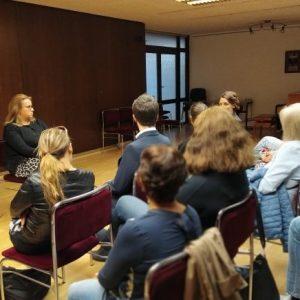 Деница Златева в Берлин: Навсякъде по света българските граждани искат справедливост в държавата ни