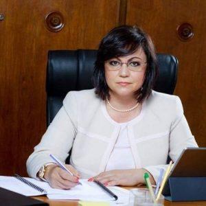 Корнелия Нинова: Единствената партия сме, която повиши подкрепата си спрямо предишните европейски избори