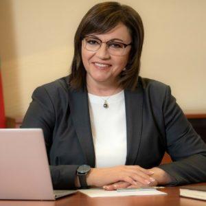 Корнелия Нинова: Целта ни на тези избори е да сме първа политическа сила