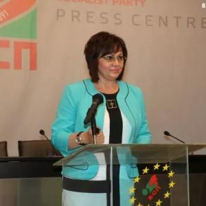 Нинова поздрави руския посланик Анатолий Макаров по повод 25 години от сключването на Договора за приятелски отношения и сътрудничество между двете страни