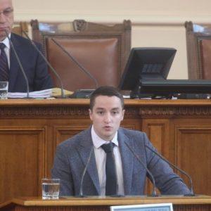 Явор Божанков беше избран за член на България в ПАСЕ