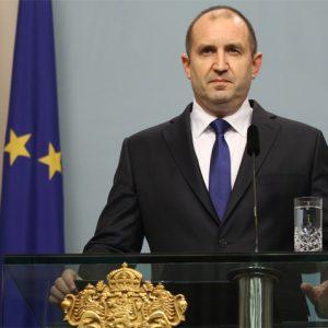 МНОГО СИЛНИ ДУМИ на президента РАДЕВ за 2018 г. към българския народ (ВИДЕО)
