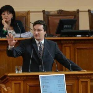 """Крум Зарков: Проектът """"Визия за България"""" се доразвива очи в очи с хората"""