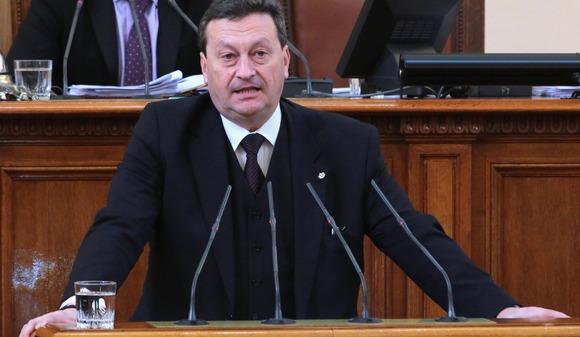 Таско Ерменков пръв посочи проблемът .