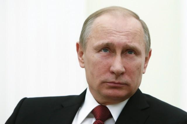 Путин най влиятелният лидер за 2015г. смятат Италианците