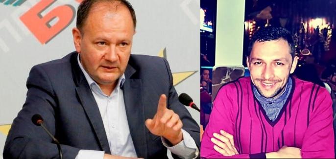 Миков остро осъди посегателството над Стоян Тончев