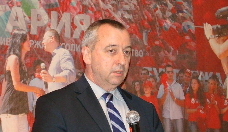 Европейската комисия благодари на Георги Пирински за приноса му при създаването на платформа срещу недекларирания труд