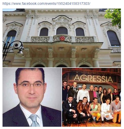 """Във Фейсбук върви кампания под надслов """"Да се погрижим за сигурността си като се укрием от престъпността в столицата в Турското посолство/консулство/резиденция"""
