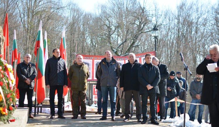 """На """"Шерба"""" БСП поиска оставката на кабинета """"Борисов"""""""