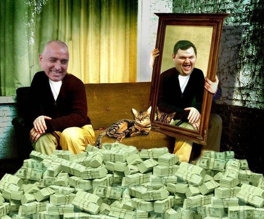 """""""Шпигел"""": Пеевски - айсбергът на корупцията"""