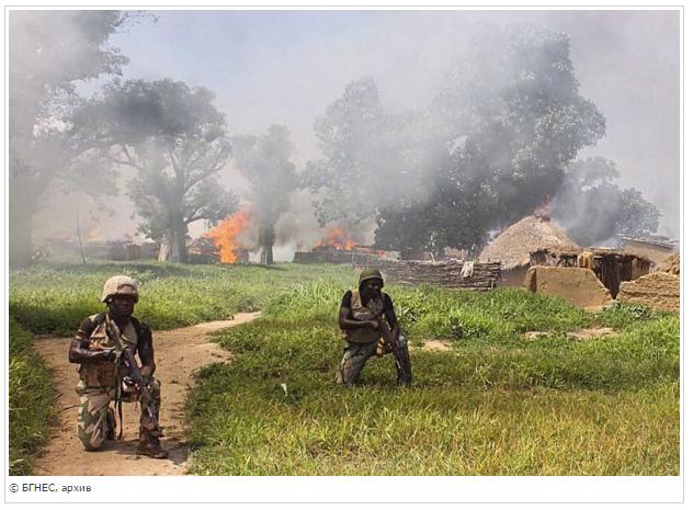 """Екстремистите от """"Боко харам"""" горят живи деца при поредната си атака"""