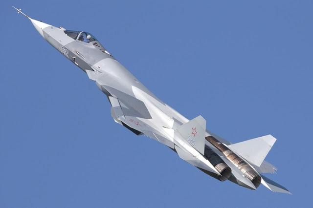 Русия: Т – 50 с нов рекорд за скороподемност