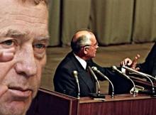 Жириновски: Горбачов и Елцин са престъпници