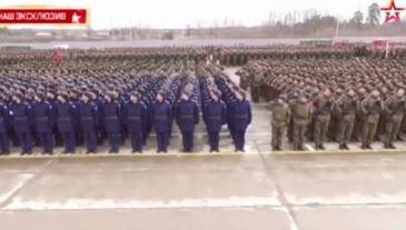 40 000 военни ще участват в парадите на 9 май (видео)