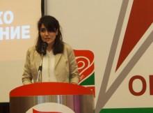 Вероника Делибалтова: Младежкото обединение ще става все по-значим фактор в БСП, но и извън нея
