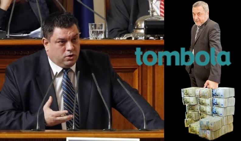 Атанас Зафиров каза: Без томболи на изборите