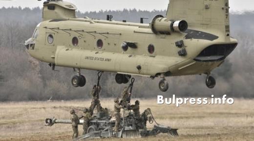 """НАТО струпа много войска в Прибалтика, за да """"отблъсне нападението на държавата Ботния"""" (ВИДЕО)"""