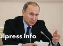 """Путин: """"Икономическият ръст няма да се възстанови от само себе си"""""""