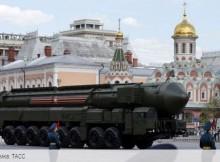 10 000 военни репетираха за парада на Червения площад (видео)