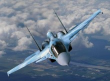 Най-новите изтребители на Русия на стража в Сирия (ВИДЕО)