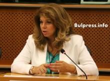 Илияна Йотова води делегация на Европейския парламент в България