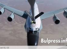 Напрежението расте! Шпионски самолет на САЩ едва не удари пътнически лайнери