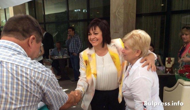 Корнелия Нинова: Искаме оставката на Кунева