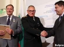 Ангел Найденов и Атанас Зафиров с високо военно отличие