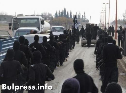 Mirror: Британските спецчасти борят джихадистите с ново мощно оръжие