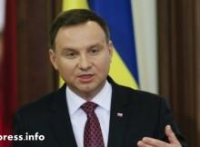 Полският президент: В никакъв случай не смятам, че Русия е наш враг