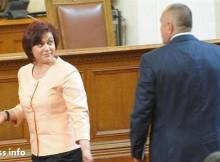 БСП и ГЕРБ в нова парламентарна схватка - на кого пускат и спират европарите