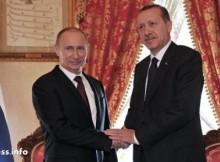 Ердоган се извини на Путин, вижте причината