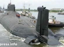 Русия запазва своята суперподводница, пуска нови ракети