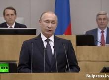 Путин: Русия и Китай са факторите за мира в света