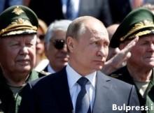 Путин: Русия ще засили бойната си готовност в отговор на агресията на НАТО