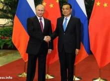Москва и Пекин с десетки нови проекти - от АЕЦ до трансевроазиатска магистрала