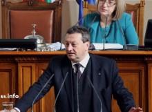 Таско Ерменков: Правителството на Борисов 2 да търси отговорност от правителството на Борисов 1
